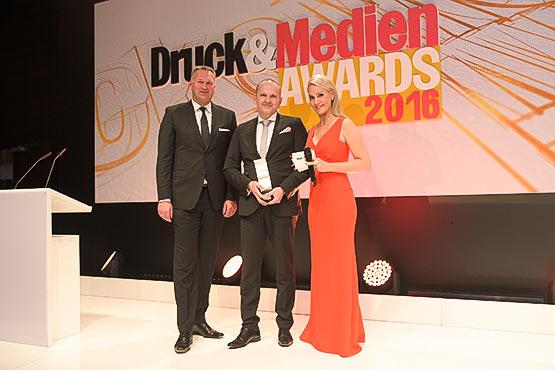 Druck und Medien Award 2016