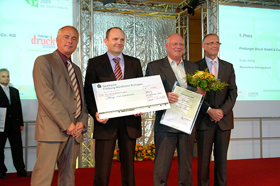 2009 Umweltpreis der Stadt Freiburg