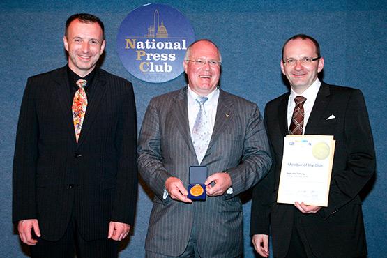 Gewinner des WAN IFRA Color Quality Club 2008-2010