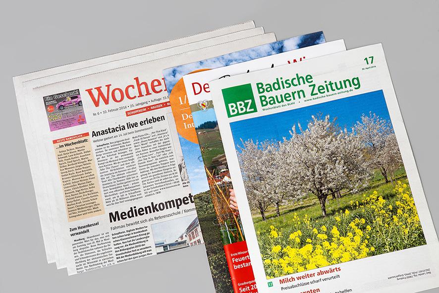 Tages-, Wochen-, Monatszeitungen - Bild 5